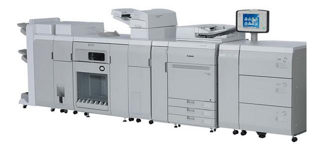 c750 imprimantes production