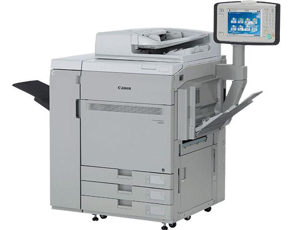 c650 imprimantes production