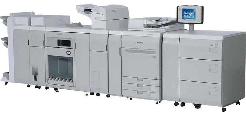 c850tra imprimantes de production