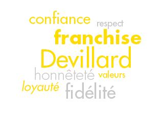 valeurs devillard
